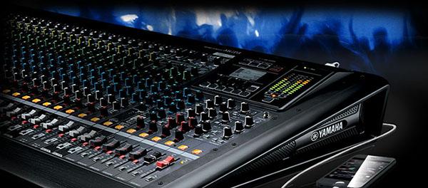 Distributor Sound System Yamaha 1