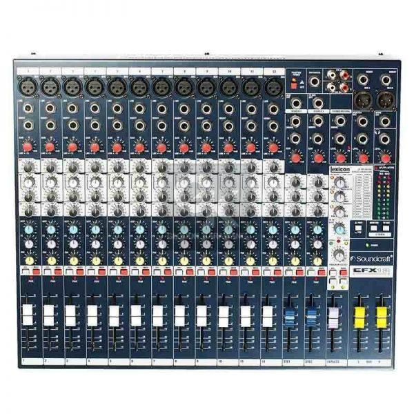 mixer efx12 soundcraft