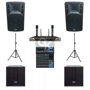 Paket Sound System Professional A