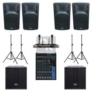 Paket Sound System Professional B