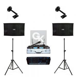 Paket Sound System Gereja A