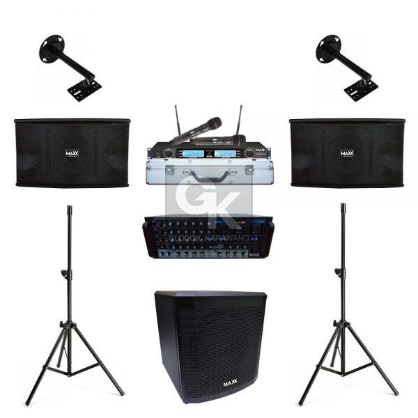 Paket Sound System Gereja B