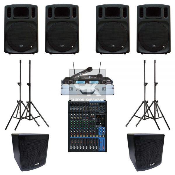 Paket Sound System Gereja D