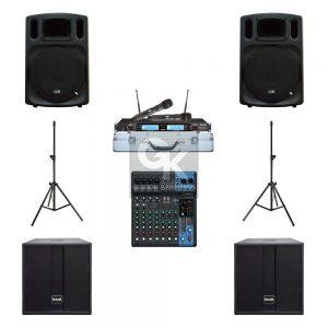 Paket Sound System Gereja E