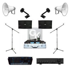 Paket Sound System Masjid A