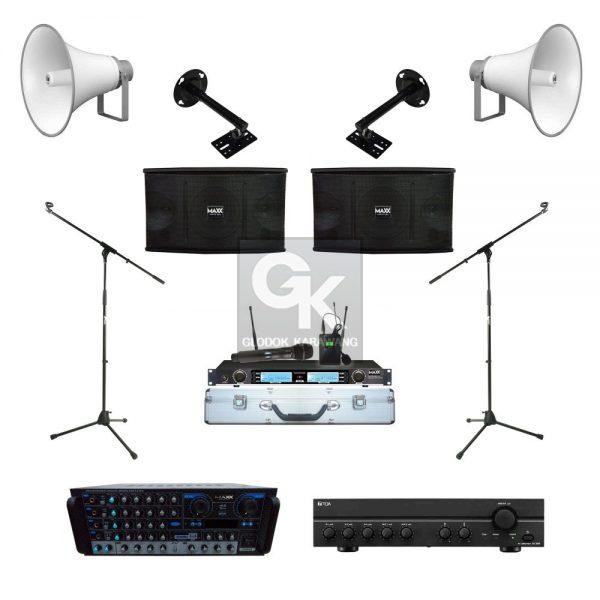 Paket Sound System Masjid B