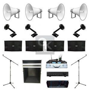 Paket Sound System Masjid C