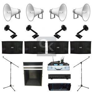 Paket Sound System Masjid D