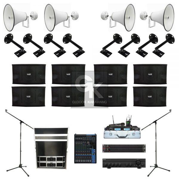 Paket Sound System Masjid G