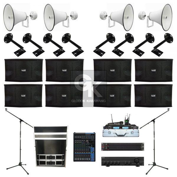 Paket Sound System Masjid H