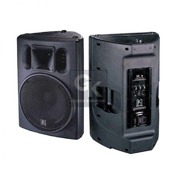 speaker aktive u12a beta three