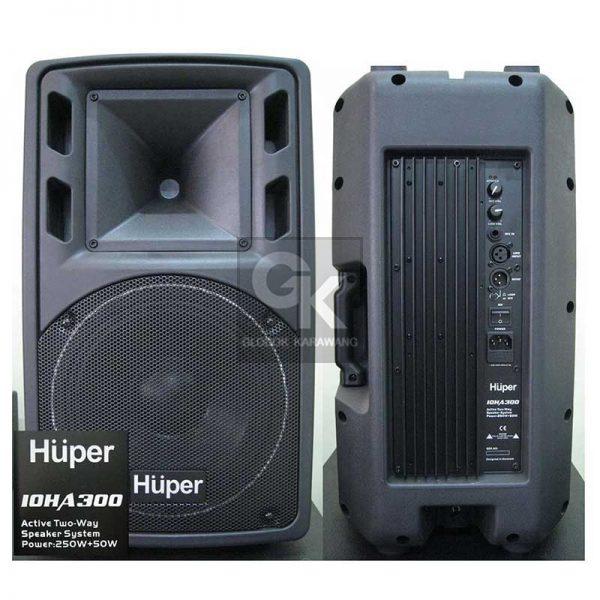 speaker aktive 10ha300 huper