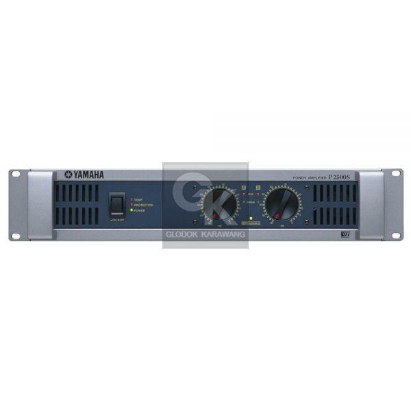 Power Amplifier P2500s Yamaha