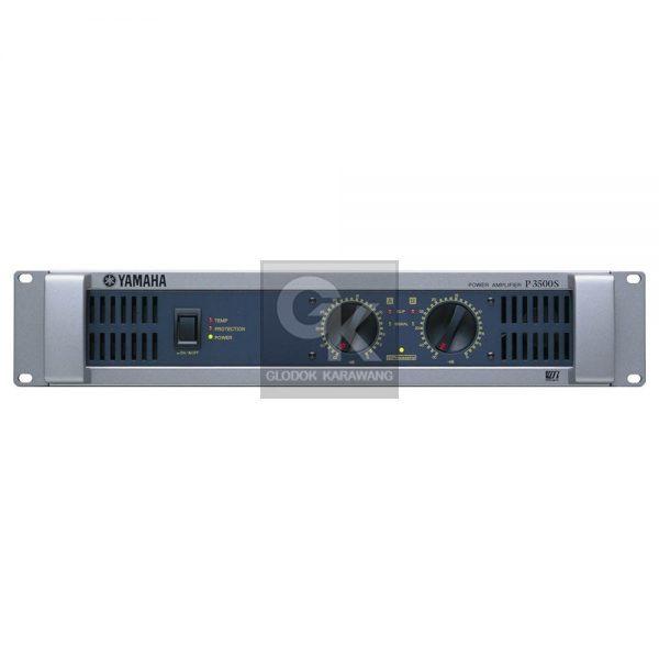 Power Amplifier P3500s Yamaha