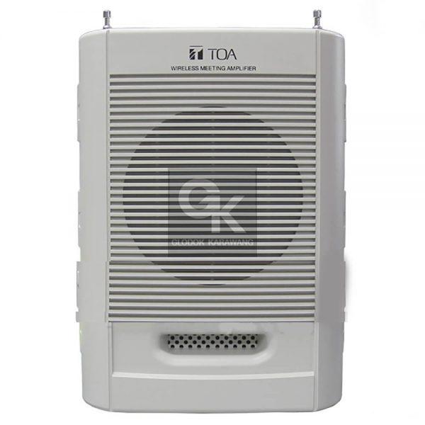 wireless meeting amplifier ZW-G10CB-AS toa