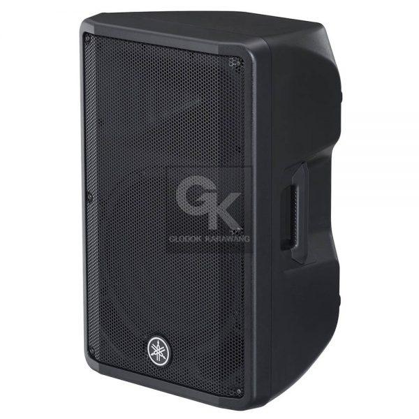 speaker aktive dbr12 yamaha 1