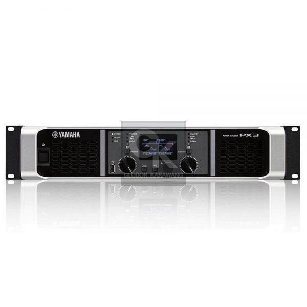 power amplifier px3 yamaha