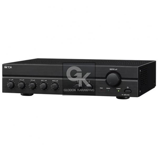 power amplifier za2240 toa