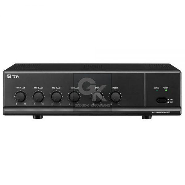 amplifier za-230 toa 1