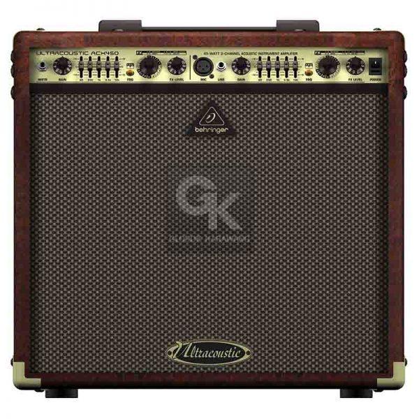 cube ACX450 acoustic guitar behringer