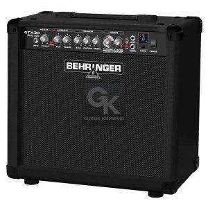 Cube Guitar Combo GTX-30 Behringer