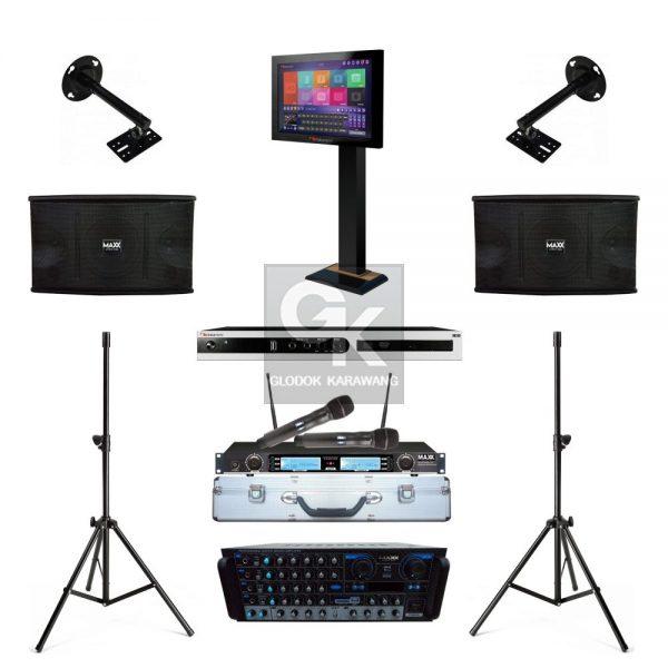 Paket Sound System Karaoke A