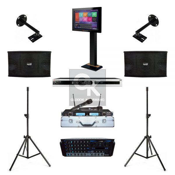 Paket Sound System Karaoke C