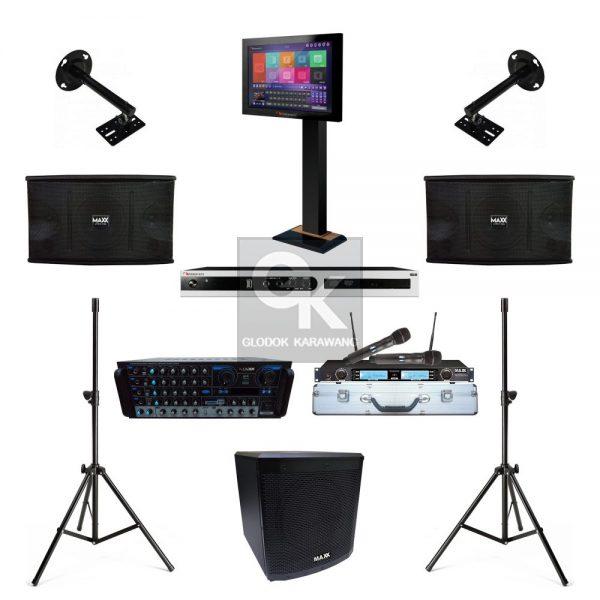 Paket Sound System Karaoke D