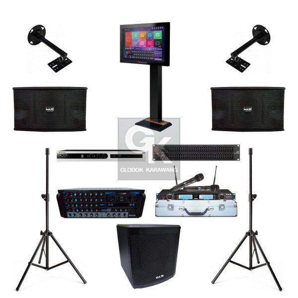 Paket Sound System Karaoke E