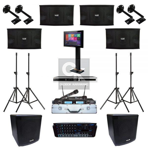 Paket Sound System Karaoke H