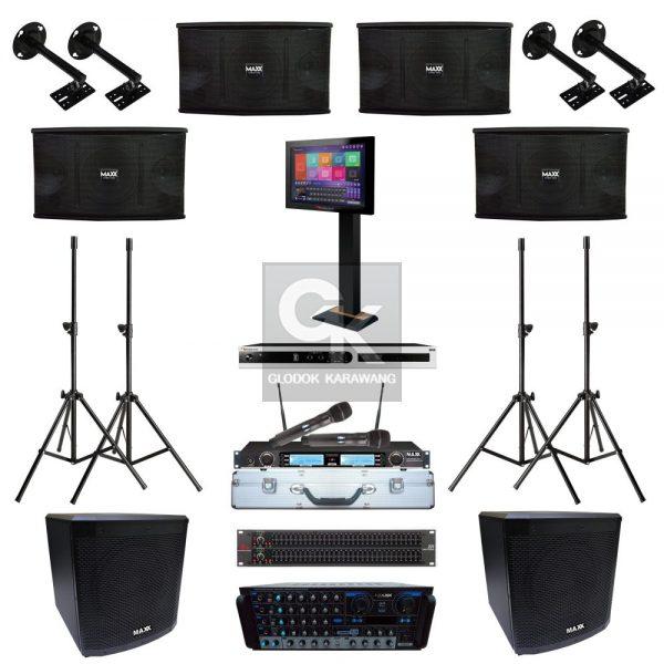 Paket Sound System Karaoke I
