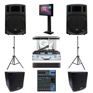 Paket Sound System Karaoke J