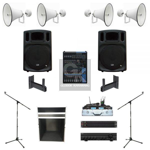 Paket Sound System Masjid I