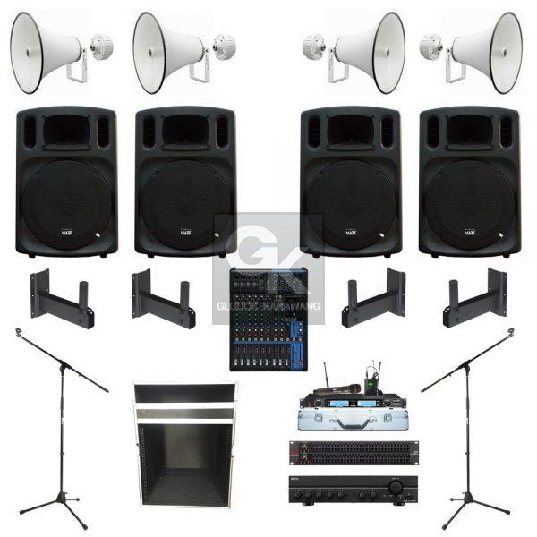 Paket Sound System Masjid J
