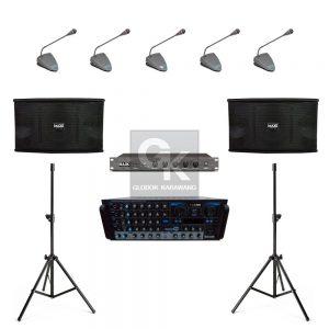 Paket Sound System Conference A