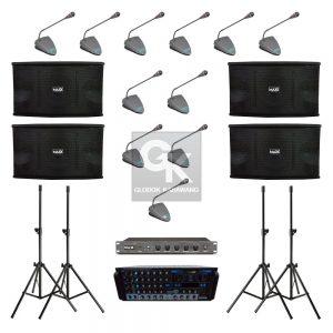 Paket Sound System Conference B