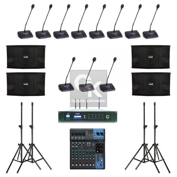 Paket Sound System Conference E