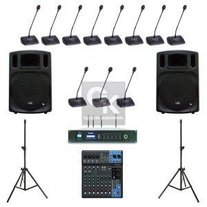 Paket Sound System Conference F