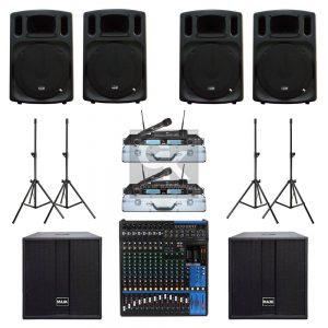 Paket Sound System Gereja G
