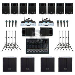 Paket Sound System Gereja I