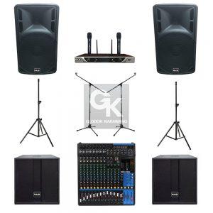Paket Sound System Lapangan A