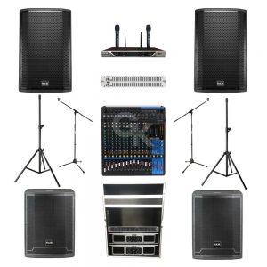 Paket Sound System Lapangan F