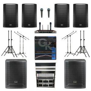 Paket Sound System Lapangan G