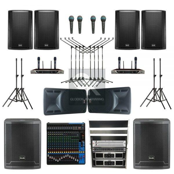 Paket Sound System Lapangan H