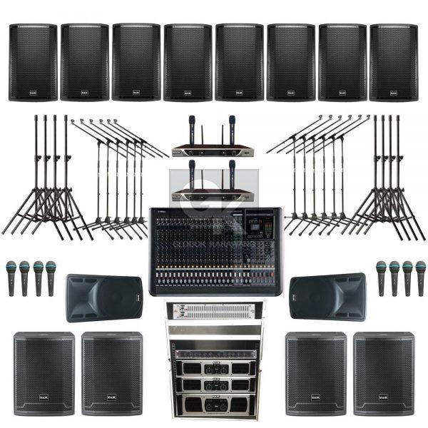 Paket Sound System Lapangan I