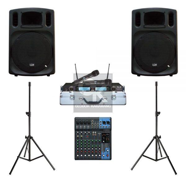 Paket Sound System Meeting D
