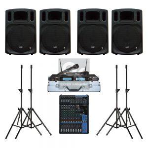 Paket Sound System Meeting F