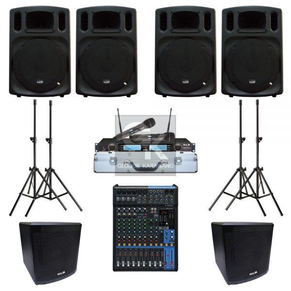 Paket Sound System Meeting G