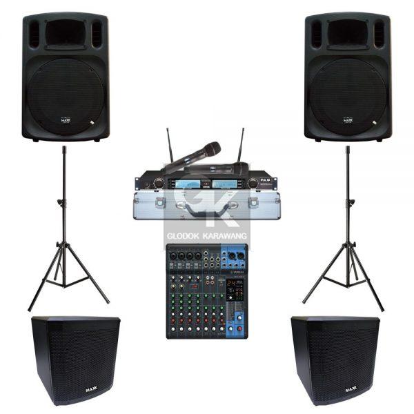 Paket Sound System Meeting e